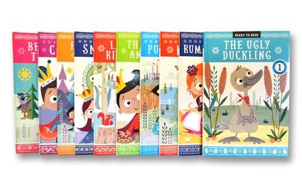 Classic Fairytales 10-Book Bundle