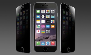 Waloo Privacy Screen Protector For Iphone 6, Iphone 6 Plus, Or Galaxy Note 4