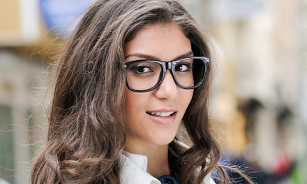 $175 Toward a Complete Pair of Glasses with Frames and Lenses at Glasses Galore (Up to 72% Off)