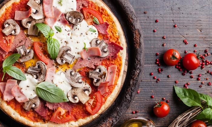 Retro - Osio Sopra (BG): Menu con pizza a scelta, maxi bruschetta, dolce e birra da 19,90 €