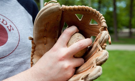 $20 for One Private 60-Minute Baseball Lesson at Corey Stigar Baseball ($40 Value)