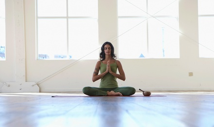 One or Two Months of Unlimited Classes at Bikram Yoga Brampton (Up to 80% Off)