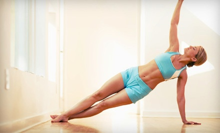 $25 for Five Yoga Classes at Three in One Yoga ($55 Value)