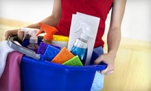 One, Two, or Three Two-Hour Housecleaning Sessions from Quality Cleaning Services (Up to 64% Off)