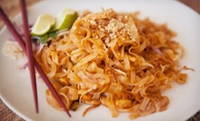 $10 for $20 Worth of Thai Food at Nong's Thai Cuisine