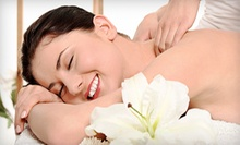 $35 for a 60-Minute Swedish Massage at Indian Lotus Massage ($70 Value)