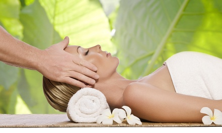 Swedish-Massage Package or Pampering Package at Sparrsh Massage & Facial Spa (Up to 58% Off)