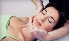 Massage and Chiropractic Care at Marshall Back & Body Wellness Center (Up to 83% Off). Three Options Available.