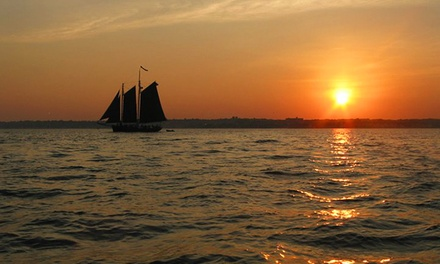 Harbor or Sunset Cruise for 1 or 2 from Schooner Inc (Up to 45% Off)