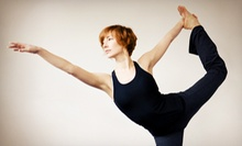Six Months of Regular or Hot-Yoga Classes or 10 Regular or Hot-Yoga Classes at Stafford House of Yoga (Up to 70% Off)