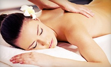 60- or 90-Minute Massage at Life Healing Spa (Up to 58% Off)