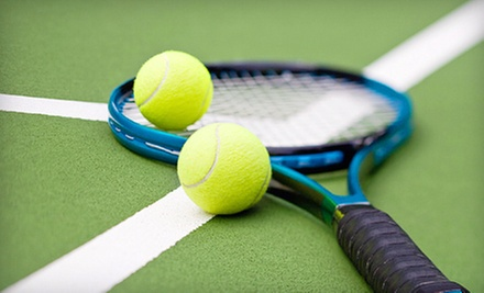 Five Sessions of Round-Robin Play, or 10 Cardio-Tennis Classes at Three Oaks Tennis Center (Up to 66% Off)