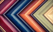 $40 for $100 Toward Custom Framing at Wendy Berry Custom Framing