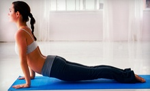 10 or 20 Group Fitness Classes at Auburn Yoga & Pilates Center (Up to 66% Off)