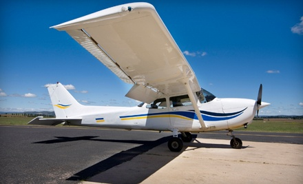 $89 for a 75-Minute Introductory Flight Experience in a Cessna 152 at Canadian Flight Academy Ltd. ($183 Value)