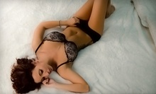 60- or 90-Minute Boudoir Photo Shoot or Three-Hour Shoot for Up to Three at One Red Door Photography (Up to 71% Off)