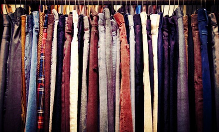 $10 for $20 Worth of Consignment Clothing and Furniture at Turn Style Consignment Stores