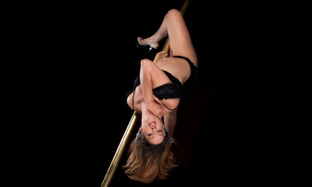 Two or Four Weeks of Unlimited Drop-In Pole and Sensual Dance Classes at PoleLaTeaz (57% Off)
