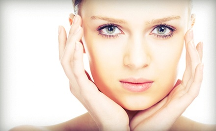 One or Two Nonsurgical Facelifts at Indulgences by Body Bronze (Up to 75% Off)