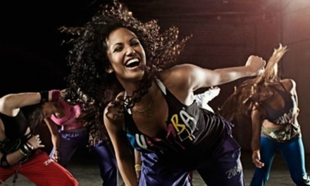 Up to 75% Off Zumba Classes at RJ Fitness