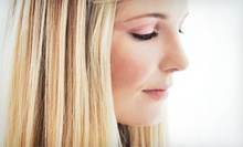 Haircut with Options for Partial or Full Highlights at The Twin Salon (Up to 54% Off)