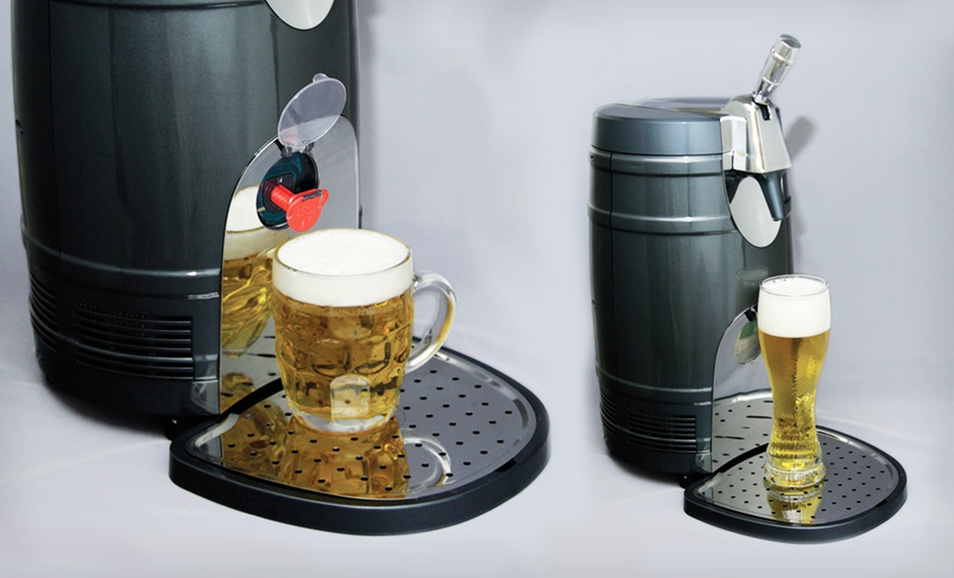for a koolatron beer keg chiller groupon. Black Bedroom Furniture Sets. Home Design Ideas