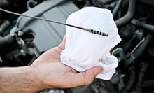 Oil Change and Inspection with Option for Tire Rotation and System Tests at Apple Auto &amp; Truck Care (Up to 78% Off)