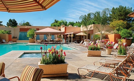 7-Day Stay in a One-Bedroom Unit at Your Choice of Two Scottsdale Resorts