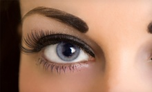 Full Set of Eyelash Extensions with Optional Touchup at Grace Skin & Body Care (Up to 60% Off)