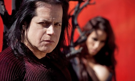 Danzig with Skip The Line Pass at Bayou Music Center on July 14 at 7:30 p.m. (Up to 50% Off)
