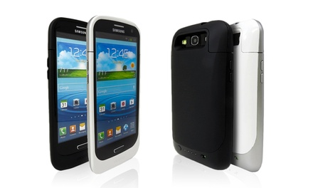 Mophie Juice Pack Charging Case for Samsung Galaxy S3