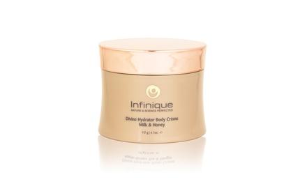 Infinique Milk & Honey Divine Hydrator Body Crème; 4.1oz.