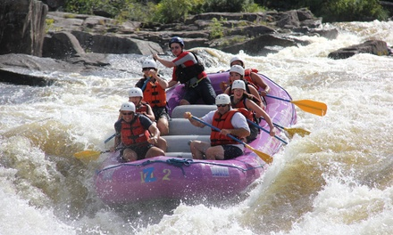 White-Water Rafting Trip for Two or Four from Maine Whitewater (Up to 50% Off)