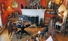 $25 for $50 Worth of Antiques at Oakton Antiques & Jewelry