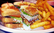 Seafood and Pub Cuisine at Tradition's Seafood &amp; Grill (Up to 54% Off). Two Options Available. 