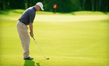 18-Hole Round of Golf for Two or Four with Cart Rental and Range Balls at Point Venture Golf Club (Up to 62% Off)