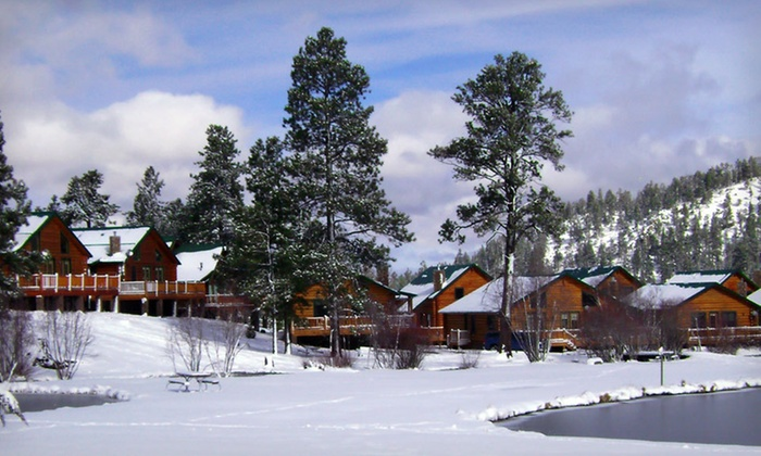 Greer lodge resort cabins deal of the day groupon for Cabins near greer az