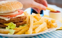 $10 for $20 Worth of American Food and Drinks at Woody's Pub and Grill