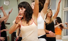 10, 15, or 20 Classes at Kraze Fitness and American Martial Arts Academy(Up to 56% Off)