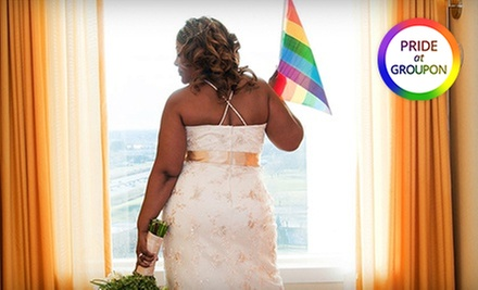 Say I Do! LGBT Wedding Expo for Two or Four at Hotel Palomar on Sunday, June 2 (Half Off)