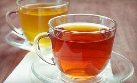 Artisan Teas Tasting for Two or Four at Adagio Teas (Up to 61% Off)
