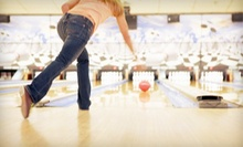 One or Two Hours of Bowling for Up to Six with Shoe Rentals at Galaxie Bowling (Up to 52% Off)