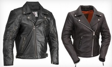 $25 for $50 Worth of Leather Goods and Riding Gear at Crazy Al's Biker Leathers