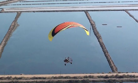 SkyXpedition — Alcácer do Sal: voo de experiência Trike Bilugar de 15, 20 ou 30 minutos desde 54,90€