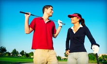 One or Three Private One-Hour Golf Lessons Including Range Balls at Choice Tee (Up to 54% Off)