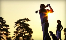 18-Hole Golf Outings for One or Two at Stone Creek Golf Course (Up to 56% Off). Three Options Available.