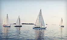 $189 for One Two-Day Intro to Sailing Course at Sound Sailing Center ($400 Value)
