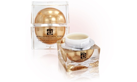 Brilliance New York Gold Collection Diamond Peptide Instant Face Lift (1.69 Fl. Oz.)