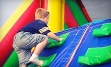 Five Open-Play Visits or a Party for Up to 12 Kids at Jumperooz (Up to 57% Off)