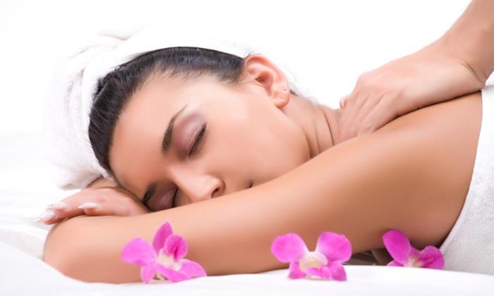 Tanzanite Beauty Salon - Randburg: Swedish Massage (R135), Manicure and Pedicure (from R199) at Tanzanite Beauty Salon (Up to 65% Off)